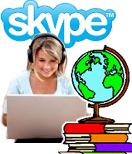 International SAT prep Skype phone study online ACT GRE